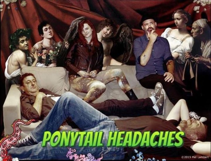 Ponytail Headaches Tour Dates