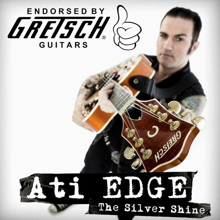 Ati EDGE Tour Dates