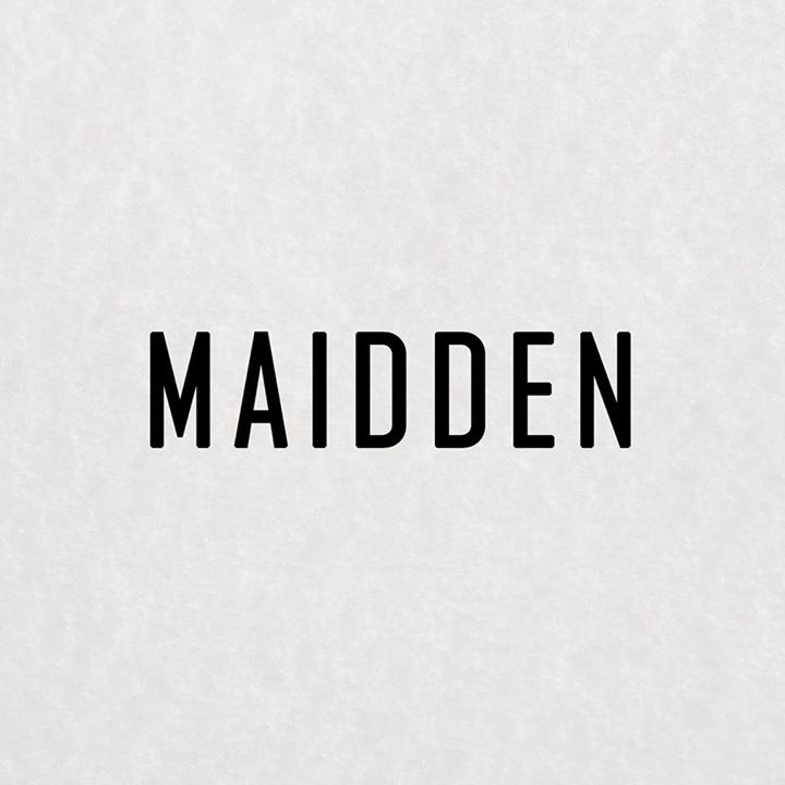 Maidden Tour Dates