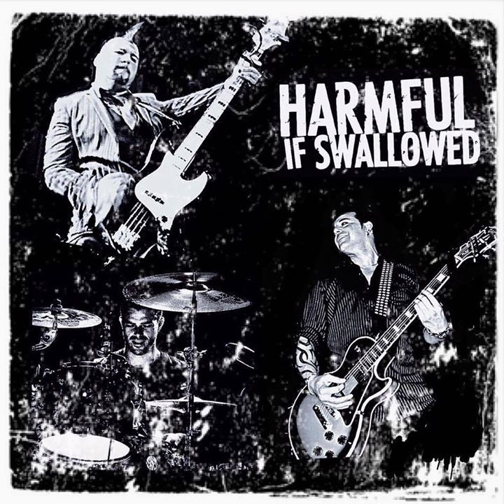 Harmful If Swallowed Tour Dates