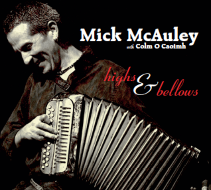 Mick McAuley Music Tour Dates