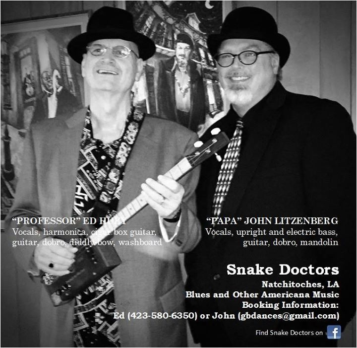 Snake Doctors Tour Dates