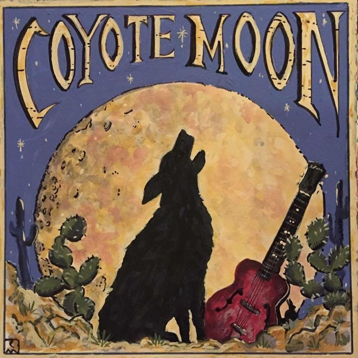 Coyote Moon Tour Dates