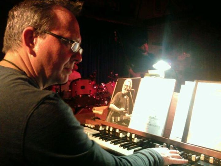 Jeff Stange's Organ Odyssey Tour Dates