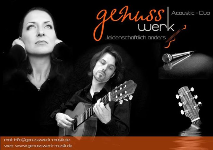 Genusswerk - Acoustic Duo Tour Dates