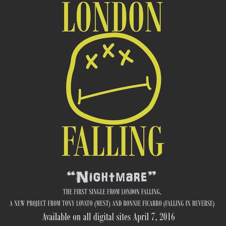 London Falling Tour Dates