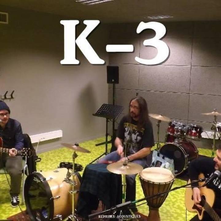 K-3 Tour Dates