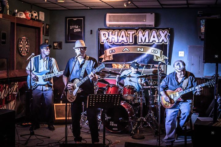 Phat Max Band Tour Dates