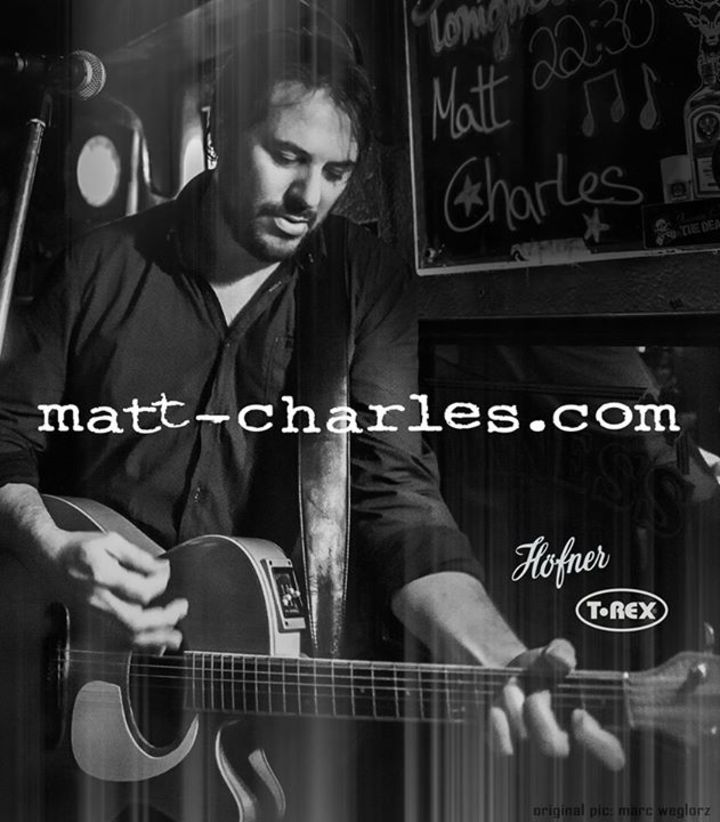 Matt Charles @ Murphys Irish pub - Hamburg, Germany