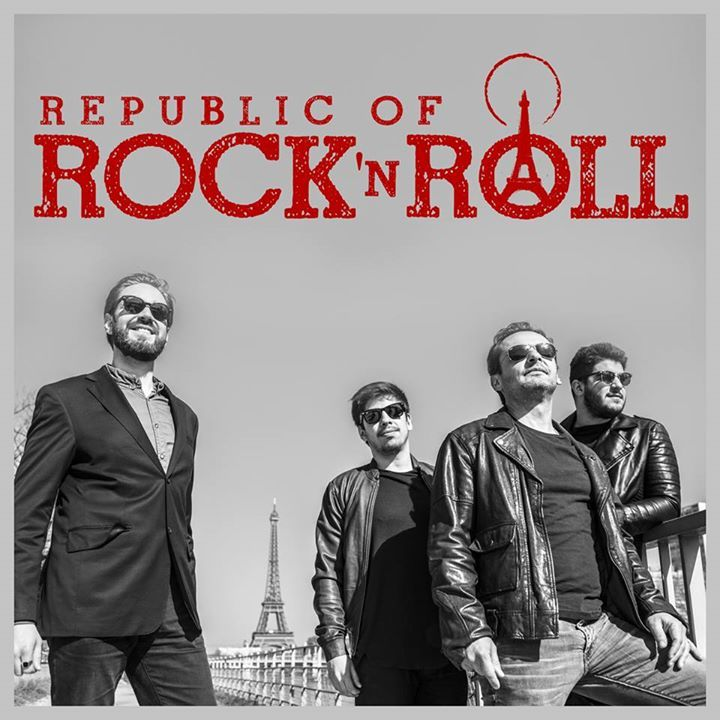 Republic of Rock'n Roll Tour Dates