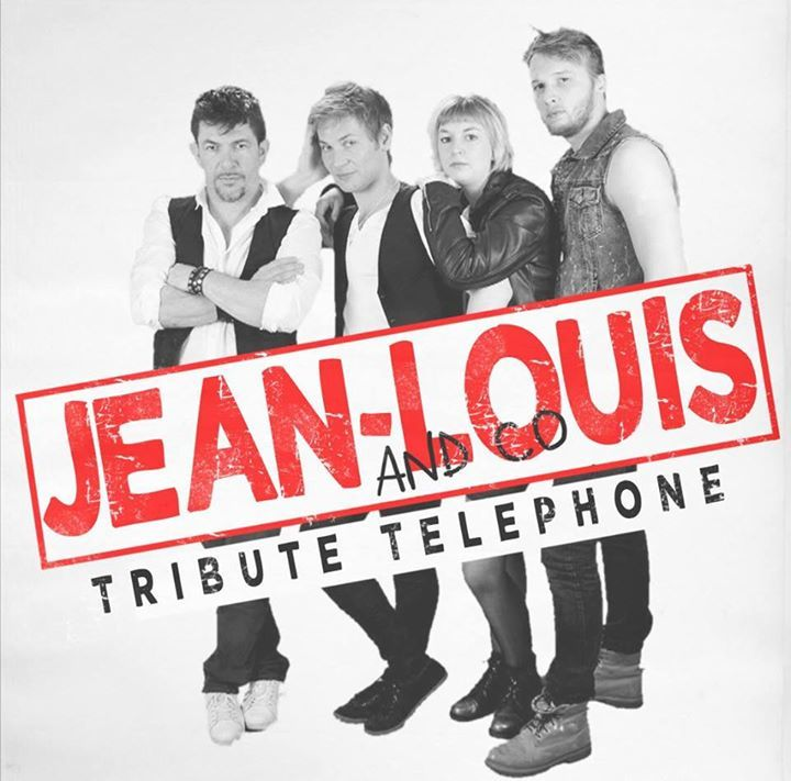 Jean Louis And Co tribute Tour Dates