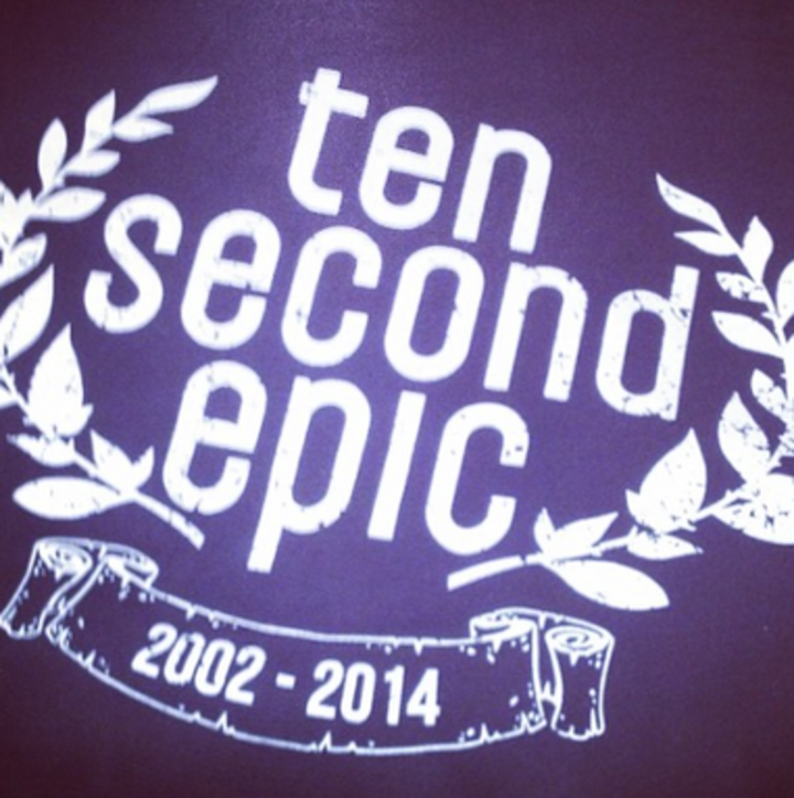 Ten Second Epic Tour Dates