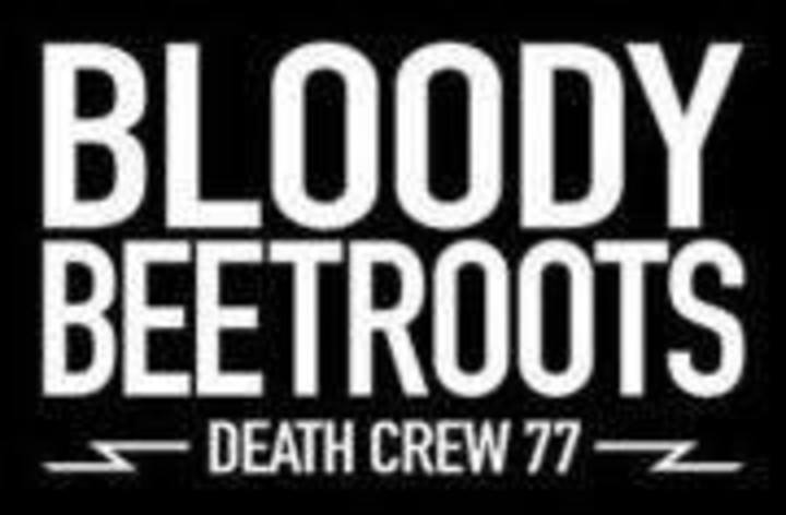 the bloody beetrots Tour Dates
