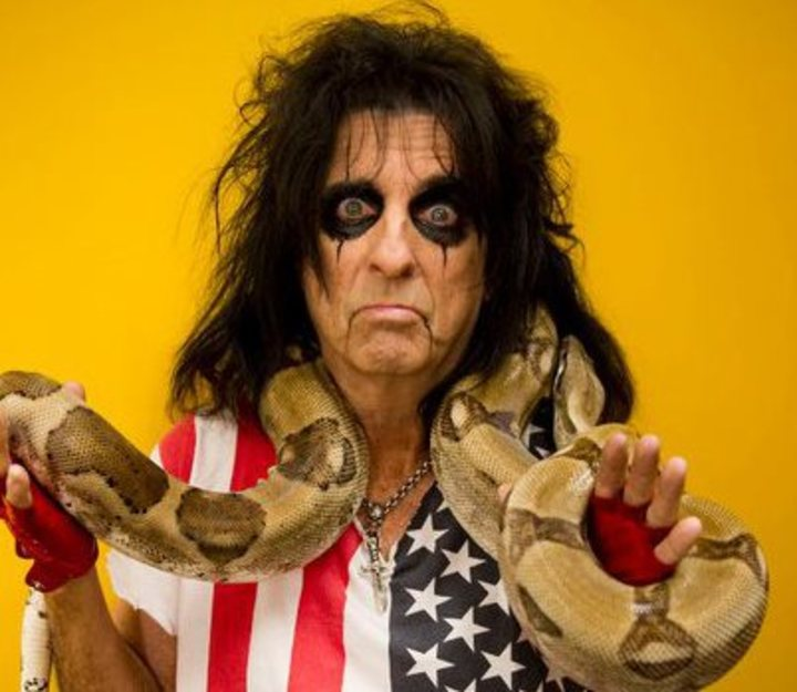 Alice Cooper Tour Dates