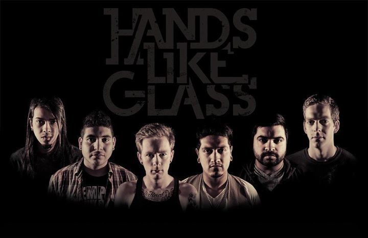hands like glass Tour Dates