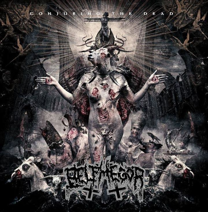 Belphegor @ Glazart - Paris, France