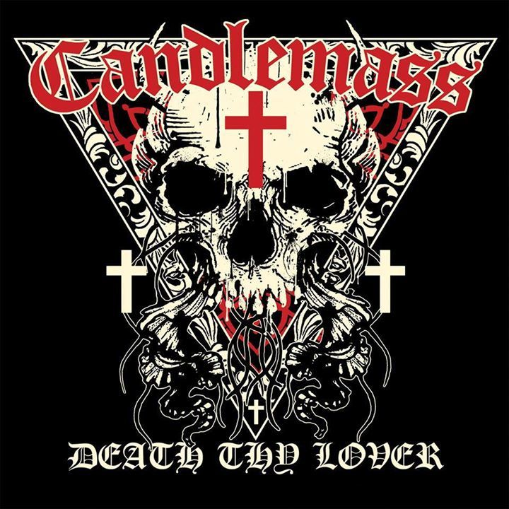 Candlemass @ Amphitheater - Gelsenkirchen, Germany