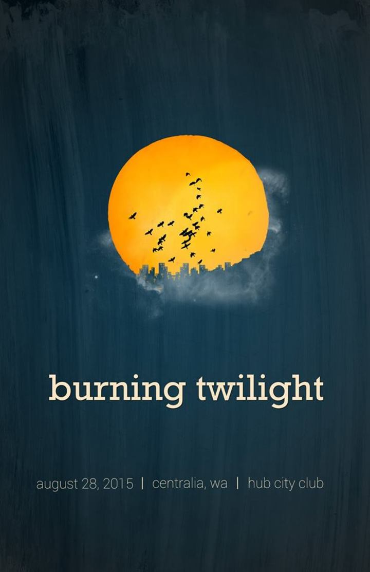 Burning Twilight Tour Dates