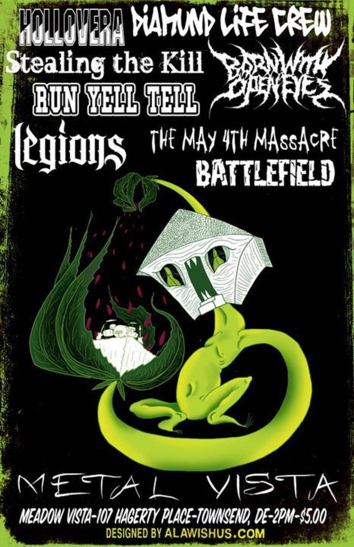 Severed Allegiance Tour Dates