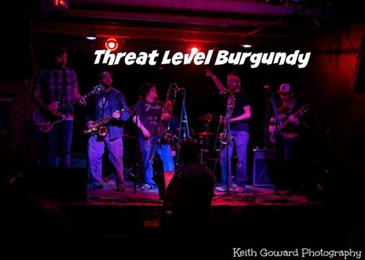 Threat Level Burgundy Tour Dates