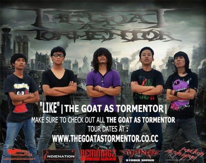Official Goat As Tormentor Tour Dates