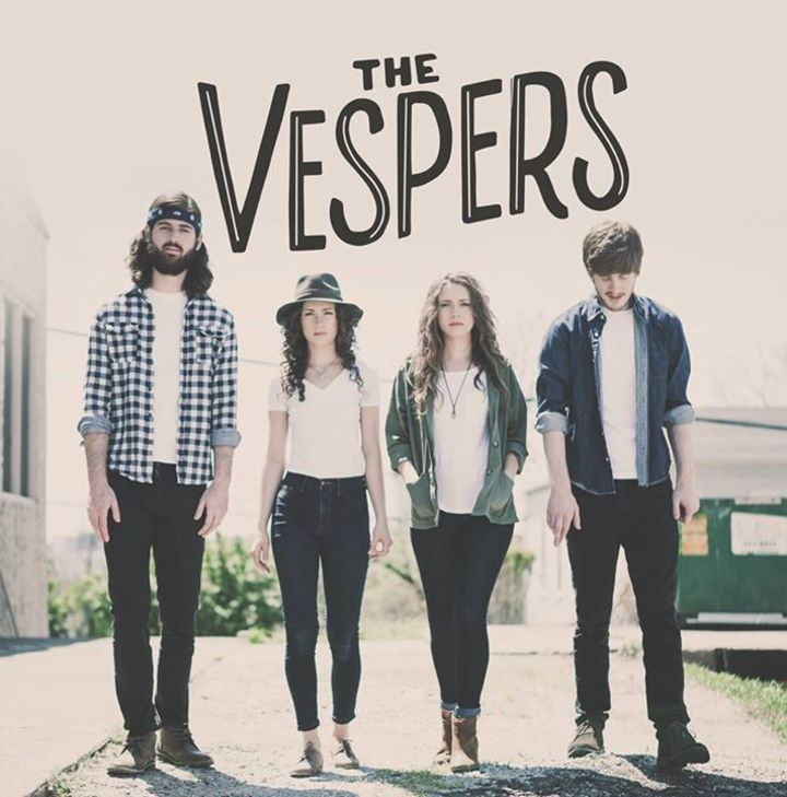 The Vespers Tour Dates