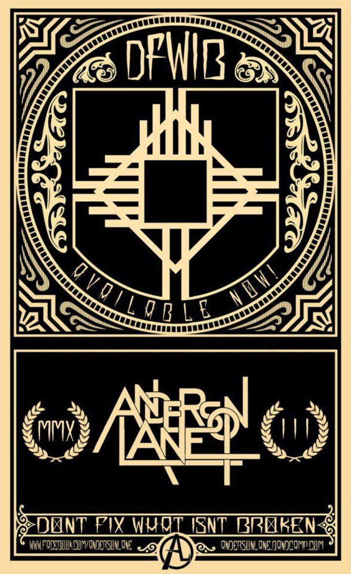Anderson Lane Tour Dates