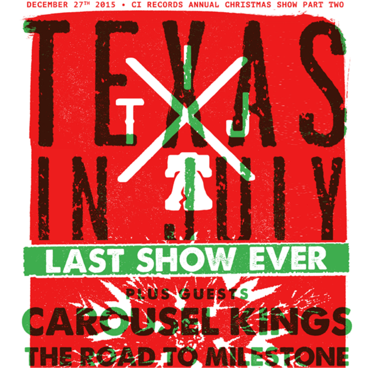 Texas in July Tour Dates