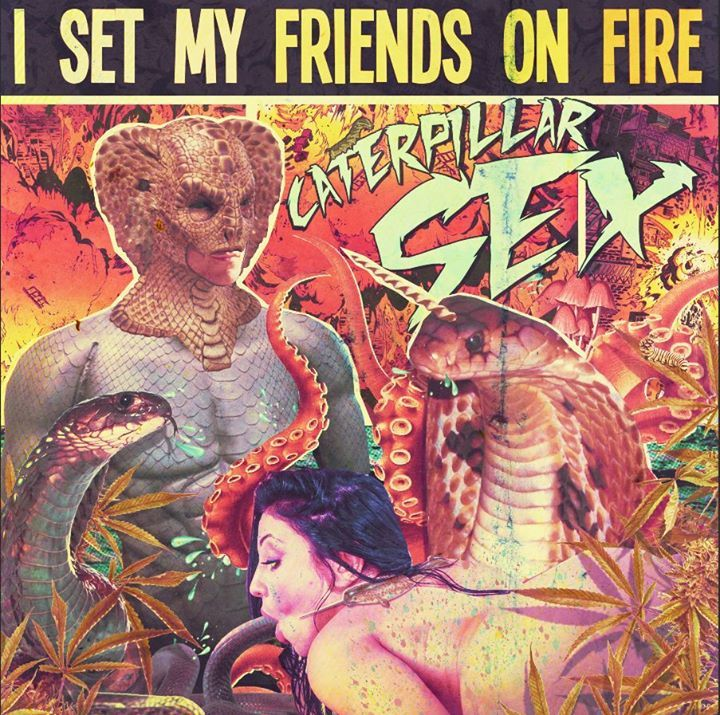 I Set My Friends on Fire Tour Dates