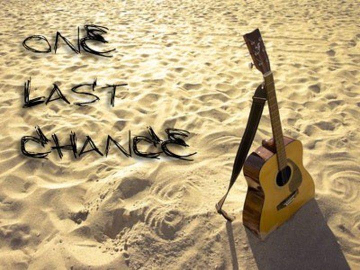 One Last Chance Tour Dates