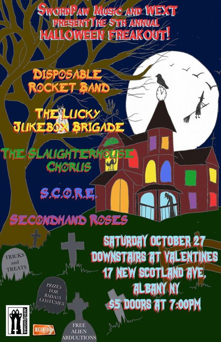 SwordPaw Music Tour Dates