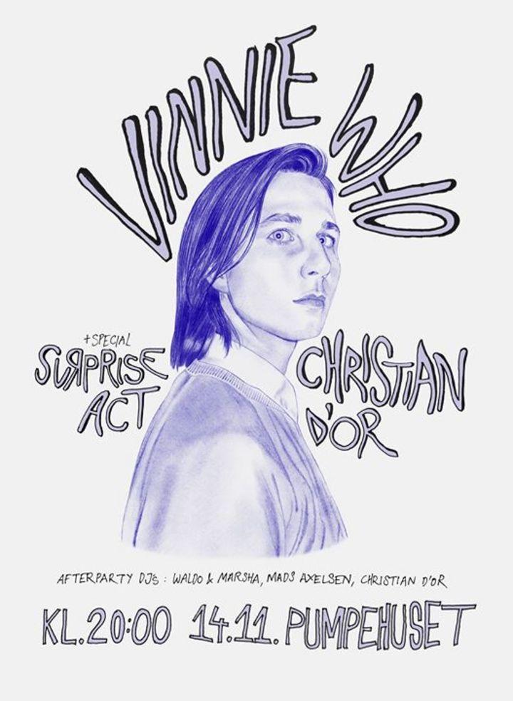 Vinnie Who Tour Dates