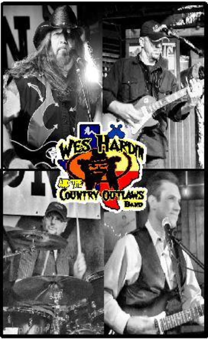 Wes Hardin & The Country Outlaws Band Tour Dates