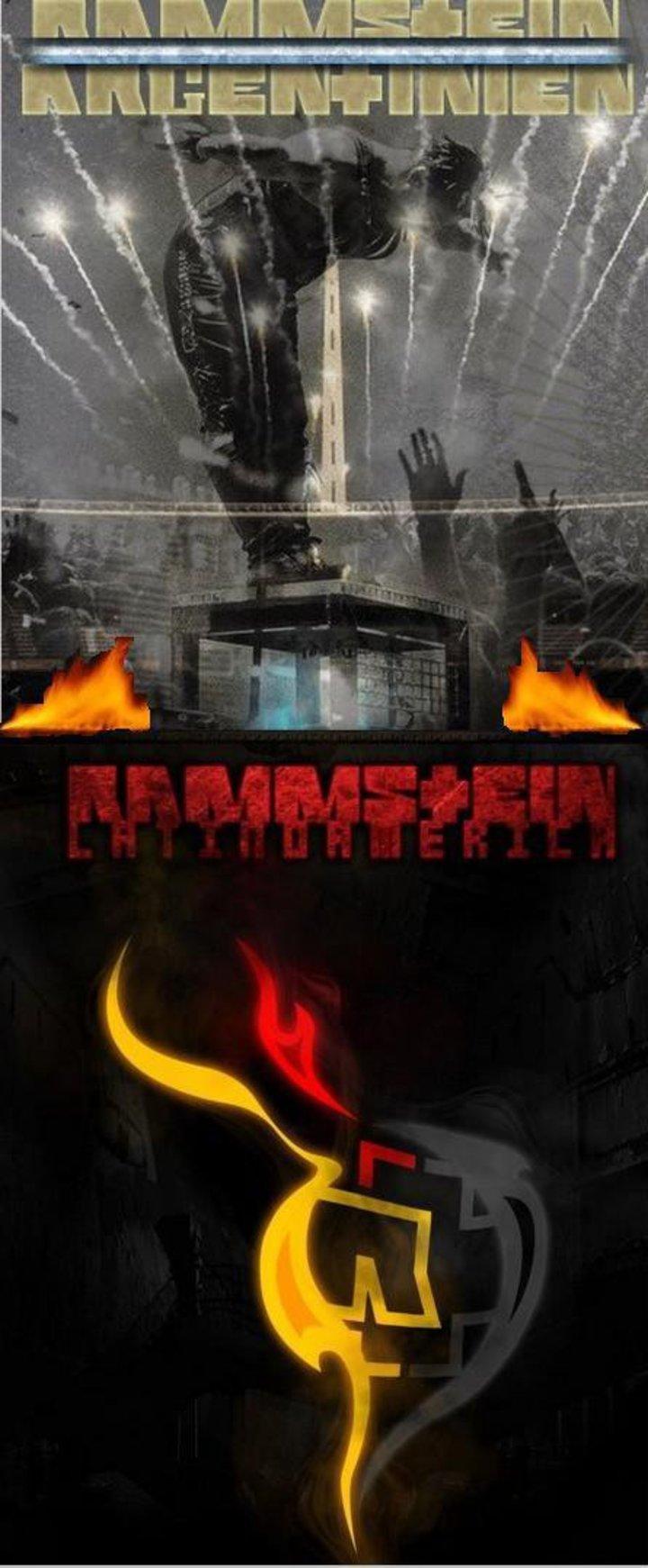 Rammstein Argentinien Tour Dates