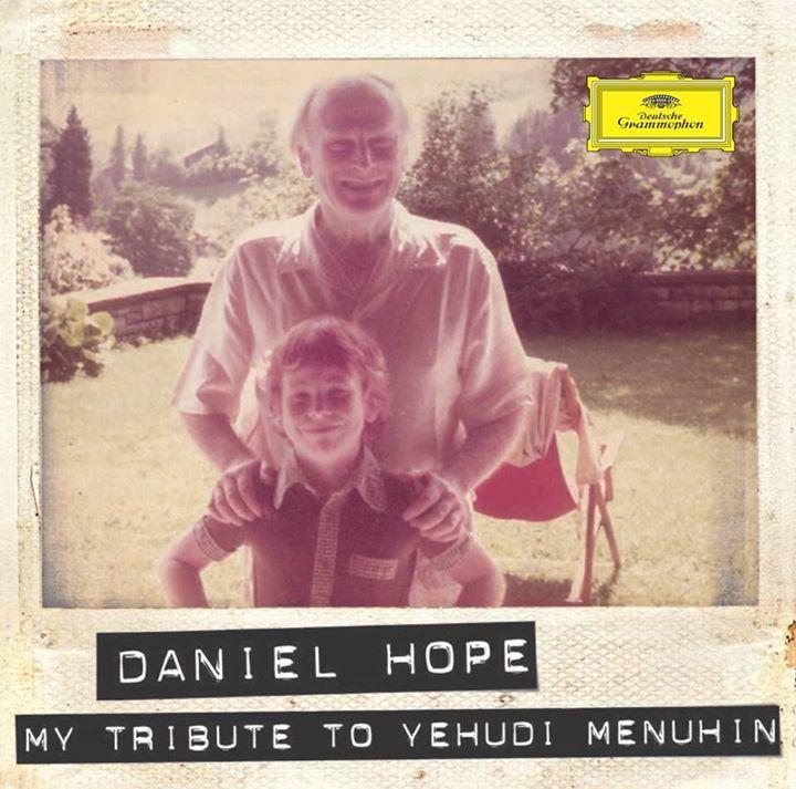 Daniel Hope Tour Dates
