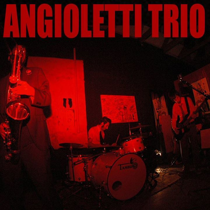 Angioletti trio Tour Dates