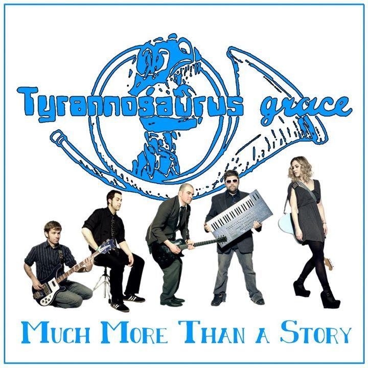 Tyrannosaurus Grace Tour Dates