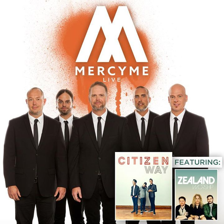MercyMe @ Bethel Church - Fargo, ND