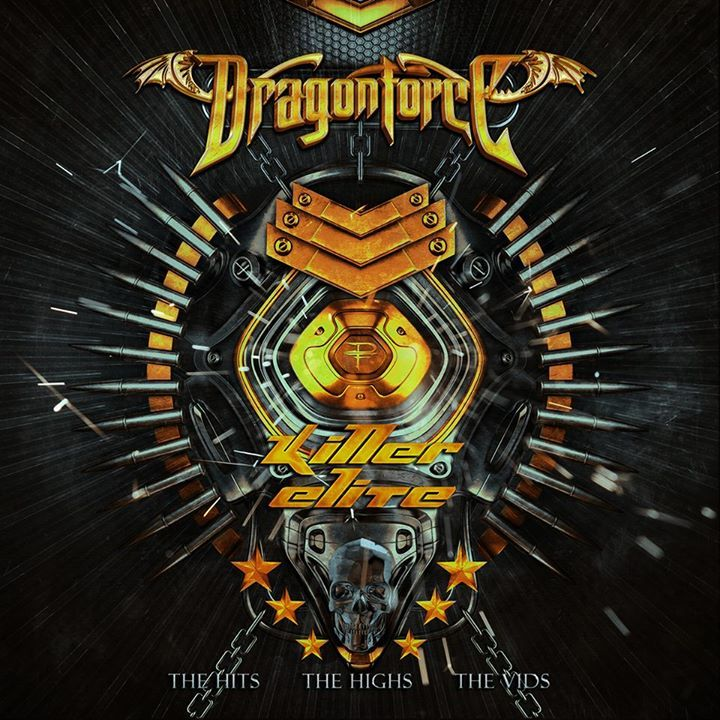 DragonForce Tour Dates