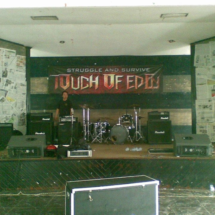 Touch Of Eden Tour Dates