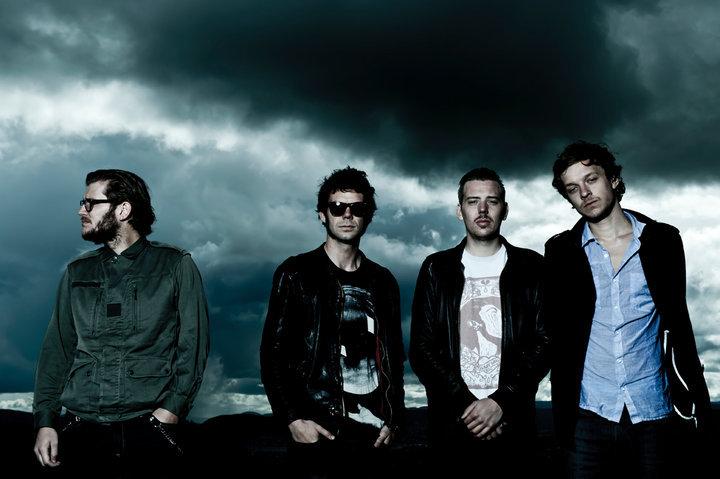 The Alexandria Quartet Tour Dates