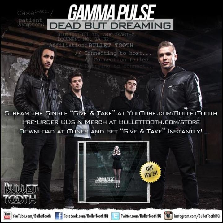 Gamma Pulse Tour Dates