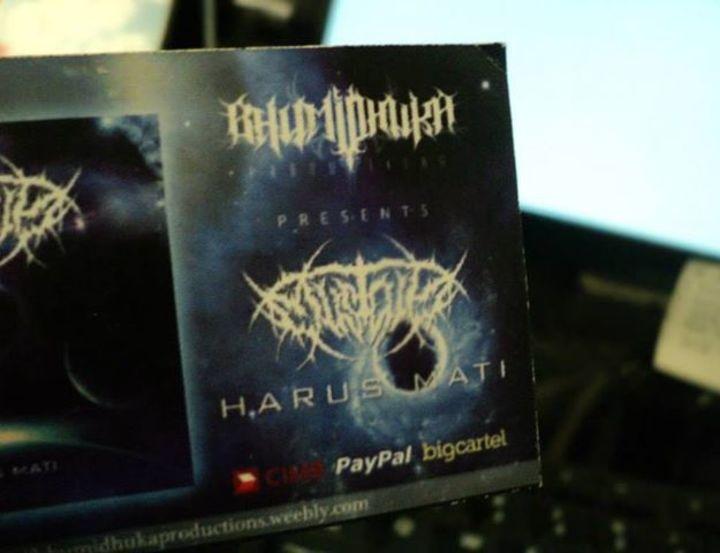 Mustdie Deathmetal Tour Dates
