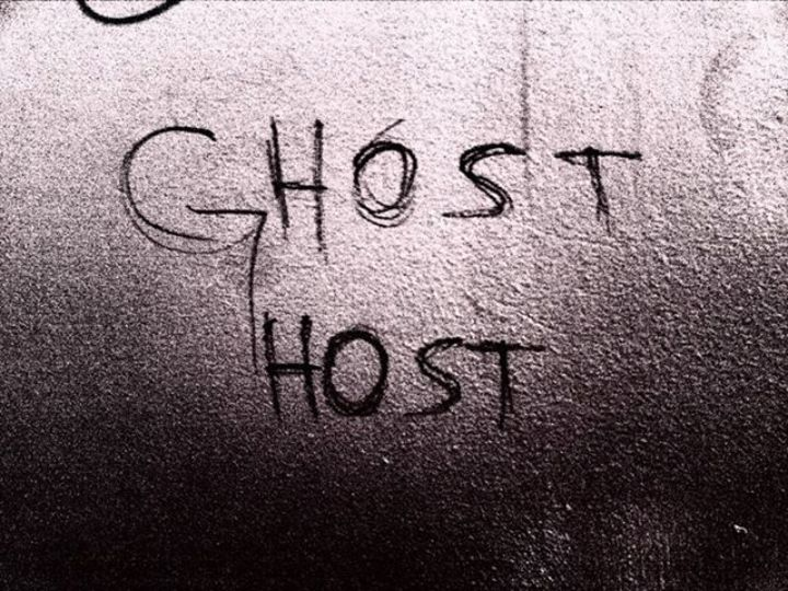 Ghost Host Tour Dates