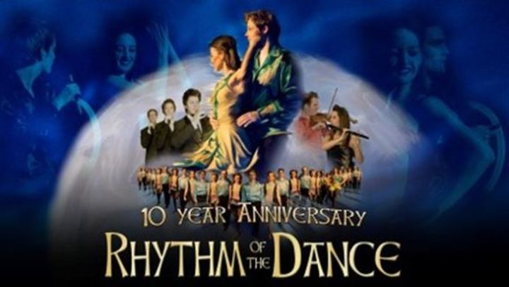 RHYTHM OF THE DANCE @ The Mahaffey Theater - St Petersburg, FL