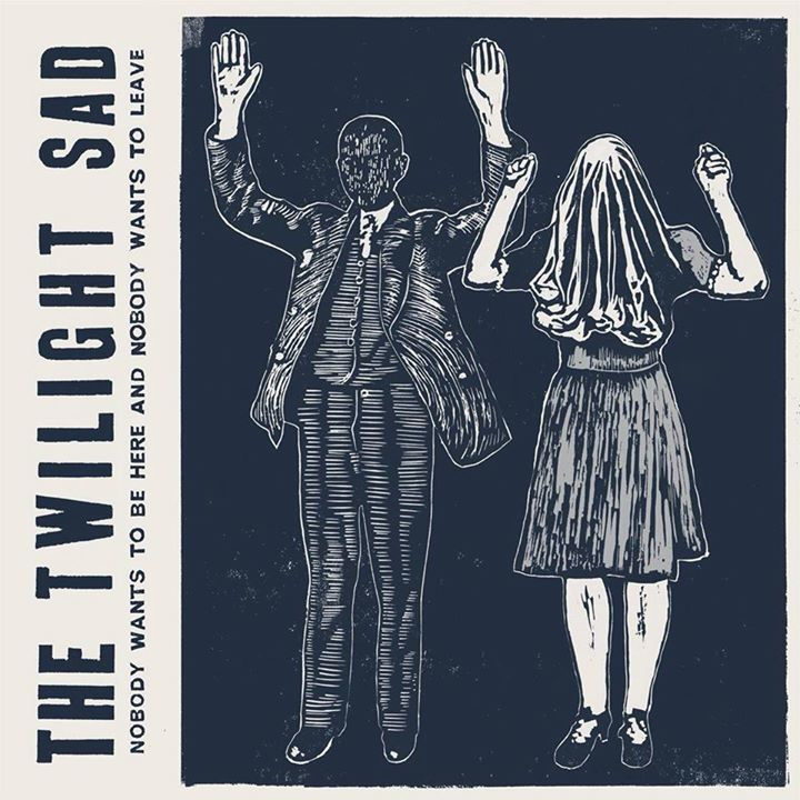 The Twilight Sad @ The SSE Arena, Wembley - London, United Kingdom