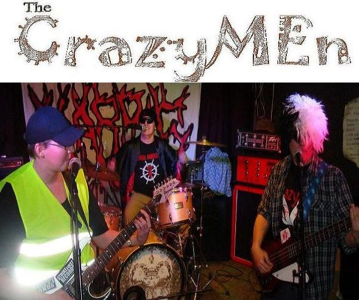 The CrazyMEn Tour Dates