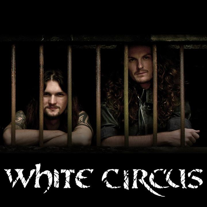 White Circus Tour Dates