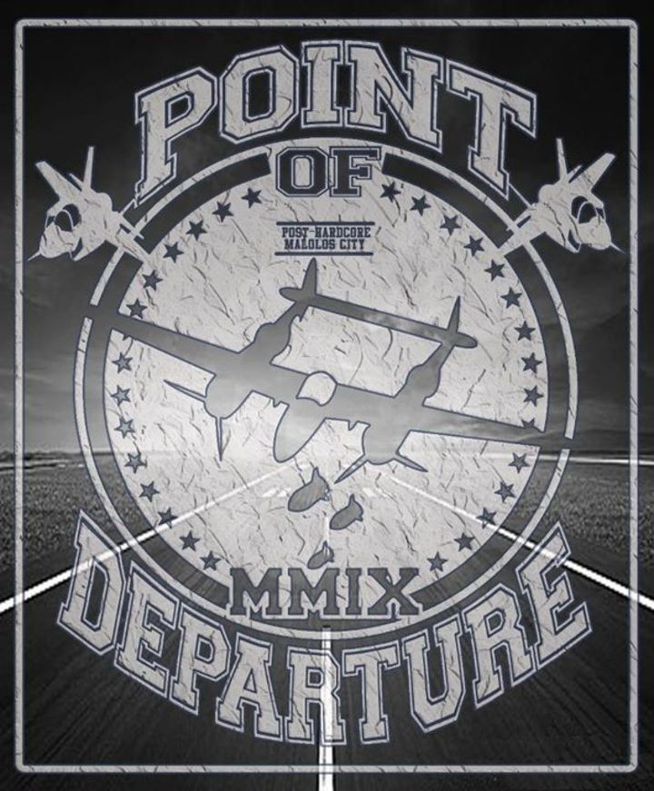 Point of Departure Tour Dates