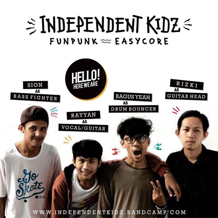 Independent Kidz Tour Dates